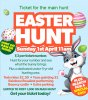 MAIN EASTER HUNT TICKET NUMBER